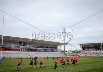 Ulster Rugby Training
