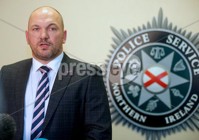 PSNI Press Call, Michael Kerr