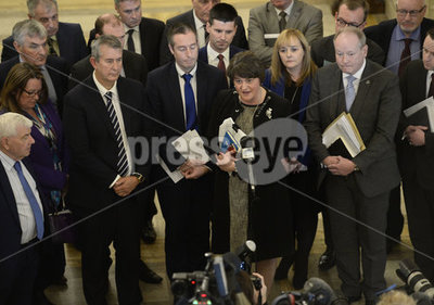 Party Talks, Stormont