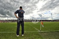 ©Russell Pritchard / Presseye  - 10th June 2012. Ulster GAA Football Senior Championship 2012 Quarter-Final : Armagh vs Tyrone at Morgan Athletic Grounds, Armagh. Armaghs Paddy O\'Rourke at Sundays Quarter Final.. ©Russell Pritchard / Presseye
