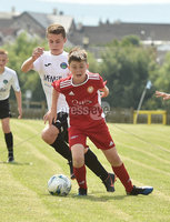 26th  July 2018. SuperCupNI 2018 Minor  section semi final between Greenisland and Portadown at Seahaven Portstewart..  Mandatory Credit: Sam Hamilton /Presseye