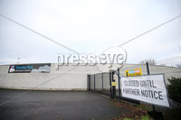 Press Eye - Belfast - Northern Ireland - 11th January 2018. General view of Drumbo Dog Racing track outside Lisburn which has announced that it is closing for business.  Fourteen full-time staff and 30 part-time will loose their jobs after the directors described the business as unsustainable.. Picture by Jonathan Porter/PressEye