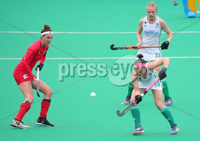 Ireland v Czech Republic  FIH Wome...