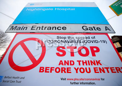 Belfast Nightingale Hospital
