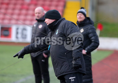 Cliftonville vs Ballymena United D...