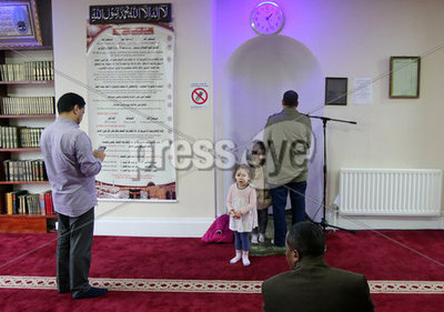Belfast Islamic Centre open day