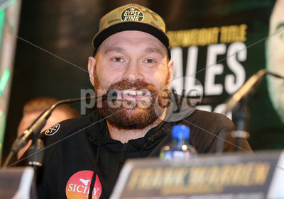 Tyson Fury vs Francesco Pianeta, P...