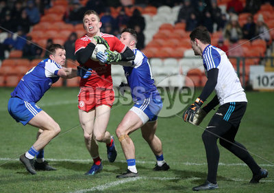 Monaghan vs Tyrone Dr. McKenna Cup...