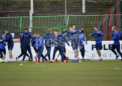 Northern Ireland Training, The Ova...