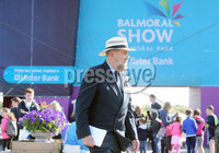 Press Eye - Belfast - Northern Ireland - 16th May 2018. First day of the 2018 Balmoral Show, in partnership with Ulster Bank, at Balmoral Park.  . Picture by Jonathan Porter/PressEye