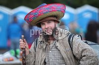 ©Lorcan Doherty Photography - 12th August 2017 . Stendhal Festival 2017. . Photo by Lorcan Doherty / Press Eye..