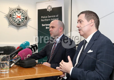 ATM PSNI Press Call