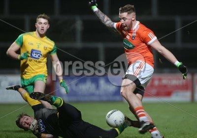 Donegal vs Armagh, Bank of Ireland...