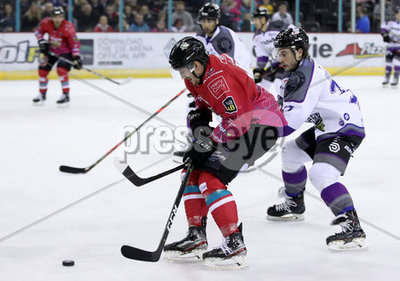 Belfast Giants vs Manchester Storm