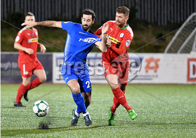 Cliftonville vs Dungannon Swifts B...