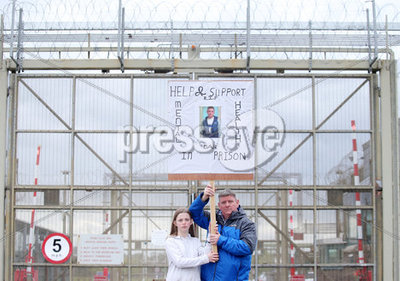 Maghaberry prison protest