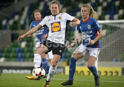 Glentoran Women v Linfield Ladies