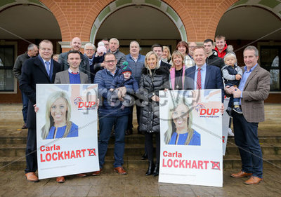 Carla Lockhart Banbridge Civic Cen...