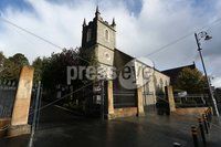 Wednesday 13th September 2017. Mandatory Credit ©Lorcan Doherty Press Eye . Christ Church attacked by vandals . . Mandatory Credit ¬©Lorcan Doherty. Vandals who broke into a Londonderry church have smashed windows and damaged an organ reputed to be one of the most beautiful in Ireland.. The break-in at Christ Church on Infirmary Road was discovered late on Tuesday.. A decanter used in Holy Communion services was also stolen.. Police have yet to establish a motive for the attack, which the Bishop of Derry and Raphoe, the Right Rev Ken Good, has described as
