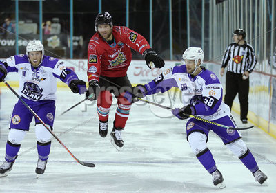 Belfast Giants vs Glasgow Clan