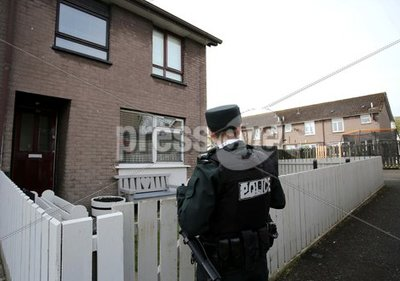 Shooting Whitethorn Drive Derry