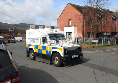 North Belfast stabbing