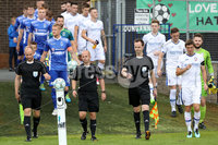 Press Eye - Danske Bank Premiership  - 12th August 2017. Dungannon Swifts v Coleraine. Photograph By Declan Roughan. .