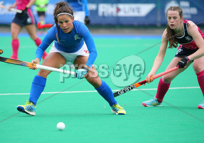 FIH Womens Series Finals Banbridge...