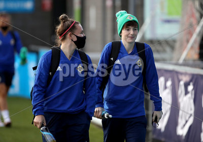 Northern Ireland Womens Training