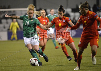 Northern Ireland Womens vs Wales W...