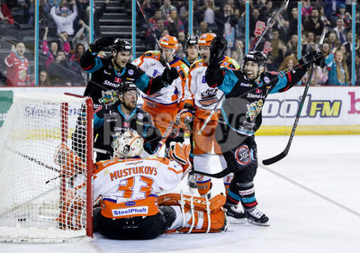 Belfast Giants v Sheffield