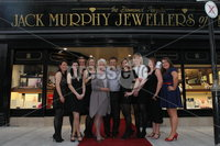 ©Press Eye Ltd Northern Ireland - 28th March 2012. Mandatory Credit - Picture by Darren Kidd/Presseye.com .  .  Jack Murphy Jewellers of Newry -