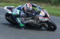 PressEye-Northern Ireland- 9th August 2018-Picture by Brian Little/ Double Red. Ulster Grand Prix Practice . David Johnston TYCO BMW HP4 Race during  Superbike practice for the Ulster Grand Prix races around the Dundrod 7.4 mile circuit. . Picture by Brian Little/Double Red