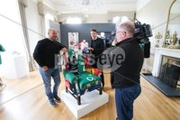 Press Eye - Belfast - Northern Ireland - 8th September 2018 - . Rory Best pictured with Thomas Niblock at the Archbishop's Palace in Armagh along with friends and family of Dr Rory Best OBE to witness the sportsman's conferment with the Freedom of the Borough of Armagh City, Banbridge and Craigavon..  . Photo by Kelvin Boyes / Press Eye..