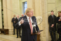 Prime Minister Boris Johnson Visit