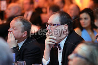 Press Eye - Belfast - Northern Ireland - Tuesday 24th April 2012 -  Picture by Kelvin Boyes / Press Eye.. 2012 Belfast Telegraph Northern Ireland Business Awards in association with bmi at the Ramada Hotel. Members of the audience