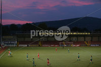 PressEye-Northern Ireland- 30th May  2018-Picture by Brian Little/ Press Eye. Cliftonville Ladies FC against Derry City Ladies FC during Wednesday evening NIFL Women\'s Premiership League Cup semi final  played at Solitude.            . Picture by Brian Little/Press Eye