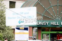 PressEye - Belfast - Northern Ireland - 11th June 2018. Funding worth £1.65m has been announced as part of a long-term plan to sustain emergency care at Daisy Hill Hospital in Newry.. Picture: Philip Magowan / PressEye