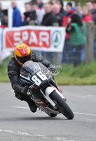 Mandatory Credit: Rowland White/Presseye. Motor Cycle Racing: Tandragee 100. Venue: Tandragee. Date: 05th April 2012. Caption: Nigel Moore, 125cc Honda
