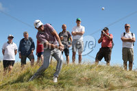 2018 Dubai Duty Free Irish Open, Ballyliffin Golf Club, Co. Donegal 8/7/2018. Ryan Fox on the 6th. Mandatory Credit ©INPHO/Oisin Keniry