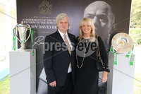 Press Eye - Belfast - Northern Ireland - 8th September 2018 - . Robert and Liz Taylor pictured at the Archbishop's Palace in Armagh along with friends and family of Dr Rory Best OBE to witness the sportsman's conferment with the Freedom of the Borough of Armagh City, Banbridge and Craigavon..  . Photo by Kelvin Boyes / Press Eye..