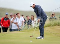 2018 Dubai Duty Free Irish Open, Ballyliffin Golf Club, Co. Donegal 8/7/2018. Rory McIlroy on the 10th green . Mandatory Credit ©INPHO/Oisin Keniry