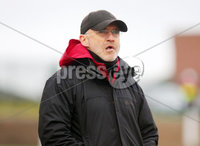 Danske Bank Premiership at the Oval in Belfast . 07.03.2020. Glentoran Vs Cliftonville. Glentoran manager Mick McDermott . Mandatory Credit INPHO/Jonathan Porter