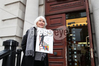 Press Eye - Historical Abuse Survivors - Court Of Appeal - 4th November 2019. Photograph by Declan Roughan. Margaret Mc Guckin SAVIA (Survivors & Victims of Institutional Abuse)  outside the High Court In Belfast.. NI court of appeal rules civil servants can start compensation scheme for victims of historical abuse.. The court of appeal in Northern Ireland has ruled that the Executive Office has the power to bring forward a compensation scheme for victims of historical institutional abuse.. It follows a case brought by a survivor of historical abuse referred to in court as JR80 to see compensation payments made to victims in the absence of devolved ministers.. The ruling comes as Westminster considers legislation to introduce compensation payments before Parliament is dissolved on Tuesday ahead of the General Election..