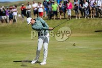 2018 Dubai Duty Free Irish Open - Day 1, Ballyliffin Golf Club, Co. Donegal 5/7/2018. Rory McIlroy on the ninth fairway. Mandatory Credit ©INPHO/Oisin Keniry