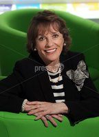 Presseye Northern Ireland - 01st May 2012 Mandatory Credit - Photo-William Cherry/Presseye. ChildLine founder Esther Rantzen during a visit to the Belfast base.
