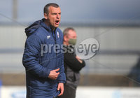 Danske Bank Premiership, Showgrounds, Coleraine , Co. Derry. Northern Ireland 1/5/2021. Coleraine V Cliftonville. Coleraine manager Oran Kearney.. Mandatory Credit INPHO/Presseye/Lorcan Doherty.