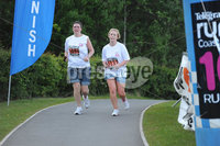 ©Press Eye Ltd Northern Ireland - 25th May 2012. Runher coast to coast challenge. Mandatory Credit - Picture by Stephen Hamilton /Presseye.com. .
