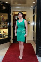 ©Press Eye Ltd Northern Ireland - 28th March 2012. Mandatory Credit - Picture by Darren Kidd/Presseye.com .  .  Jack Murphy Jewellers of Newry -  Joanne Weston