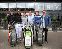 "7 August 2017 - Picture by Darren Kidd /Press Eye. .  . Belfast's newest restaurant, café and bar, The Gallery Café Bar, located on the up and coming Dublin Road, has 'chipped in' with its support of the 2017 Galgorm Resort & Spa Northern Ireland Open, presented by Modest! Golf at Galgorm Castle from August 10-13, with the sponsorship of three rising golf stars. Attending today's announcement (from L-R) were golfers Guido Migliozzi, Christiaan Bezuidenhout, music artist and co-director of Modest! Niall Horan, Chief Executive of The Richland Group The Gallery proprietor, Gary McCausland, Thriston Lawrence and co-director of Modest! Mark McDonnell.. The Gallery Café Bar announces sponsorship of young golf talent.  . Belfast's newest restaurant, café and bar, The Gallery Café Bar, located on the up and coming Dublin Road, has 'chipped in' with its support of the 2017 Galgorm Resort & Spa Northern Ireland Open, presented by Modest! Golf at Galgorm Castle from August 10-13, with the sponsorship of three rising golf stars..  . Future global contenders, Thriston Lawrence, Guido Migliozzi and South African rookie of the year, Christiaan Bezhuidenhout, will all benefit from support and sponsorship provided by The Gallery, as they get ready to compete at Northern Ireland's annual professional tournament..  . Thriston Lawrence became the youngest ever champion of the South African Amateur Championship in 2013; before turning pro, 2014 saw him go on to successfully defend the SA Amateur and win the prestigious Lytham Trophy. Former Italian No.1 amateur golfer Guido Migliozzi turned professional in 2016 after a successful amateur career which saw him win the 2016 Portuguese International Amateur Championship, the 2014 European Nations Cup and the 2014 Duke of York title. South African rookie of the year, Christiaan Bezhuidenhout's maiden victory as a 22-year-old at the Sun Fish River Challenge in October helped define his rookie season as one of the best in Sunshine Tour history. .  . Managed by Modest! Golf, the golf management company jointly owned by music artist Niall Horan and Director Mark McDonnell, the players are to compete at the 5thyear of the NI Open, a brand-new format event, which is expected to attract thousands of golf fans from across the UK and Ireland..  . Chief Executive of The Richland Group and The Gallery proprietor, Gary McCausland said:.  . ""We are delighted to be supporting the new and emerging talent of the golf world, as Thriston, Guido and Christiaan get ready to compete at the 2017 Galgorm Resort & Spa Northern Ireland Open this week..  . Here at The Gallery we believe in supporting young talent and as a business with cutting edge ideas, it was the perfect fit to support these players at such an iconic, innovative and local golf tournament and we look forward to watching their progress alongside the Modest! Golf team."".  . Director of Modest! Golf, Mark McDonnell said:.  .  'We thank Gary and his team at The Gallery for their sponsorship of our players for this week. We really appreciate the support for our players and look forward to seeing them play at the 2017 Galgorm Resort & Spa Northern Ireland Open."".  . Director of Modest! Golf, Niall Horan said:.  .  'We are excited to see how this relationship can develop over the coming years, as we build strong relations with The Gallery and the 2017 Galgorm Resort & Spa Northern Ireland Open. We want to thank Gary for supporting our stable of young players and join him in cheering them on at Galgorm Castle Golf Club on Thursday."".  . For further information about the Gallery, contact 02890 434344, emailinfo@gallerybelfast.com or view www.gallerybelfast.com and to stay up to date on the results from the Northern Ireland Open, please visit www.niopen.golf.  . ~ENDS~.  . For media enquiries, further information and images, or to request an interview, please contact, Nikki Larkin at LK Communications on 028 9042 7004 / 07966 020466 or email nikki@lkcommunications.co.uk.  . Notes to Editors.  . 1.     The Gallery is open from 8am each day and has three late night openings until 11pm on Thursday, Friday and Saturday. A new brasserie menu has just been launched.. 2.     It is available for corporate events and private bookings, with an HD projector and screen available for presentations.. 3.     The Gallery building won the RICS NI Residential Development of 2017."